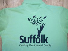 Suffolk show polo shirts