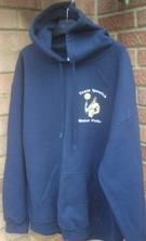 Team Ipswich water polo hoody